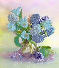 С Праздником весны, подружки! Любви вам и Счастья!