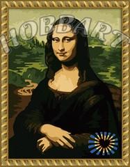 """рисование по номерам """"Леонардо Да Винчи"""""""