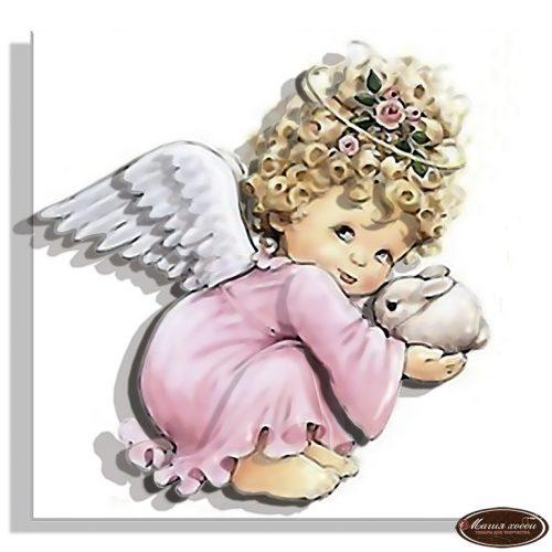 Ангел в розовом