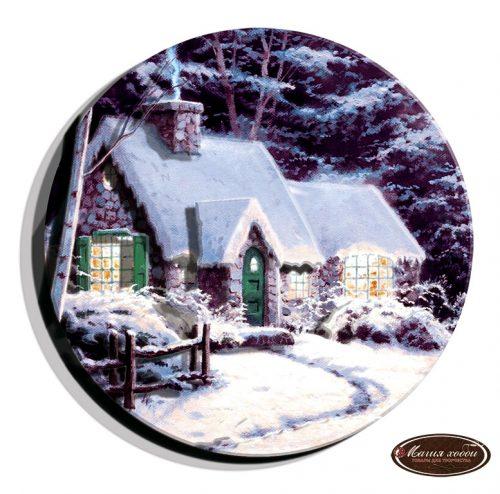Зима миниатюра