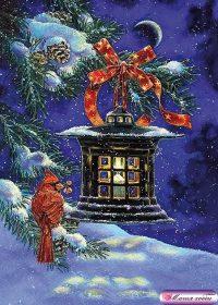 Рождественский огонек