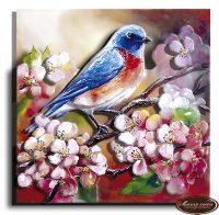 Весенняя пташка