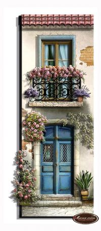 Домик мечты.Франция