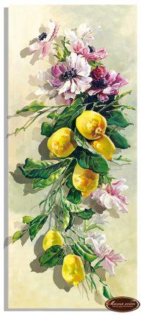 Анемоны и лимоны