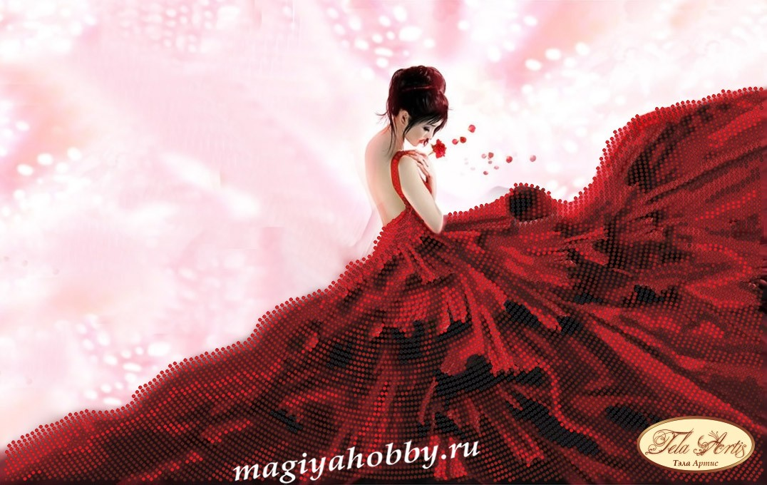 Платье Арт